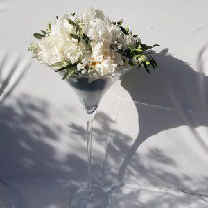 Vase martini F031